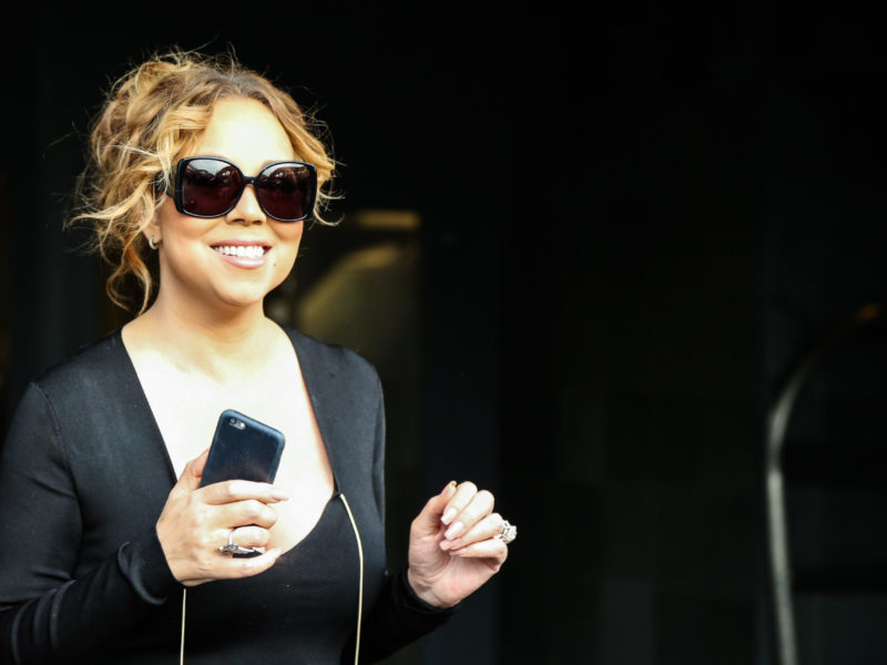 Super-Diva Mariah Carey