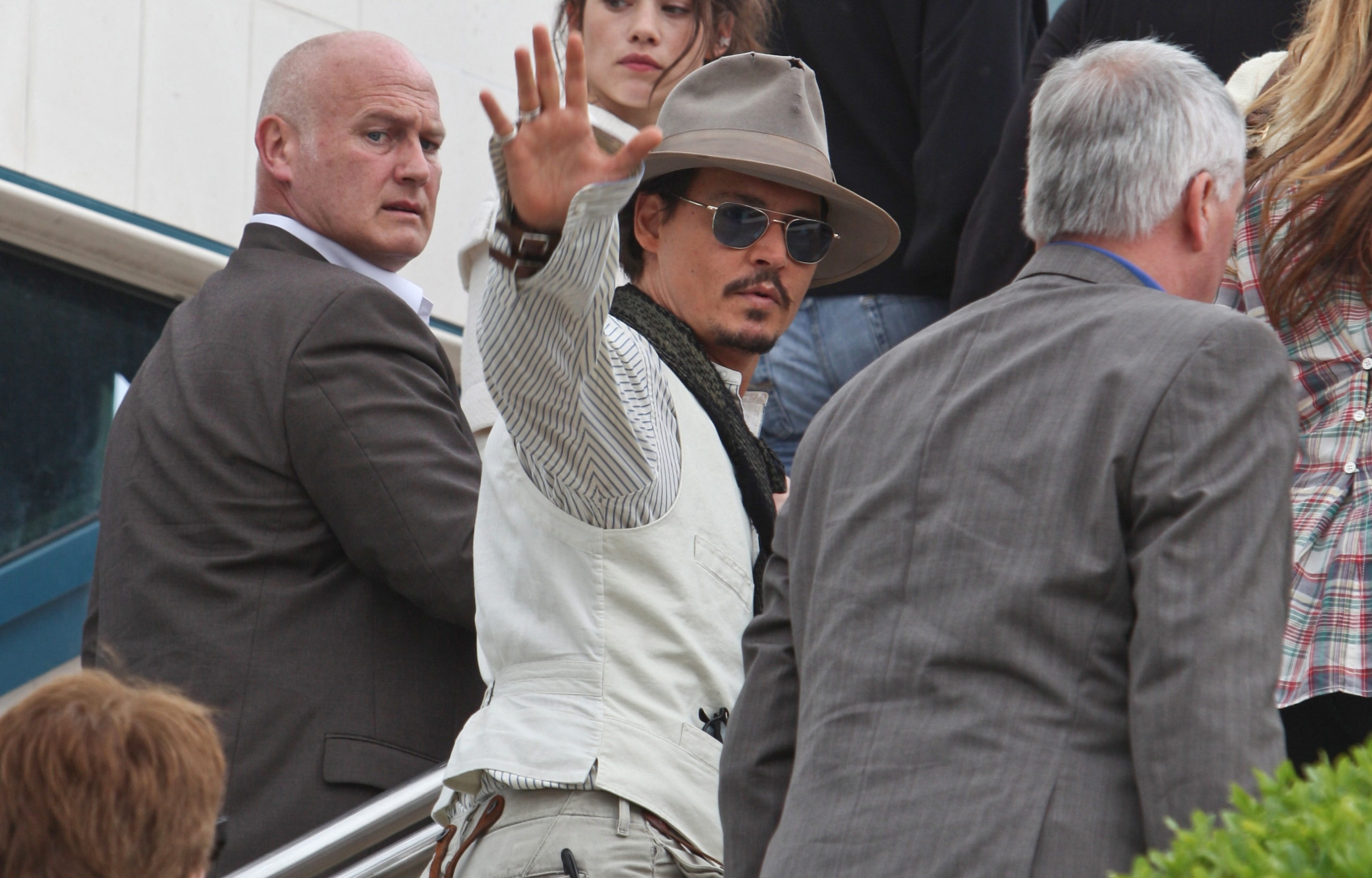 Johnny Depp Cannes Film Festival-Cannes